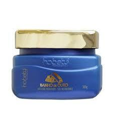 Máscara Hidratante Hobety Banho de Ouro - 300 g