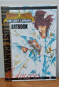 CDZ The Lost Canvas Art Book