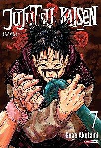 Jujutsu Kaisen - Batalha de Feiticeiros - Vol. 07