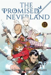The Promised Neverland -  Vol. 17