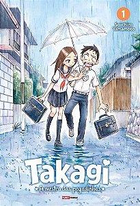 Takagi: A Mestra Das Pegadinhas - Vol. 01