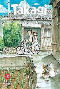 Takagi: A Mestra Das Pegadinhas - Vol. 03