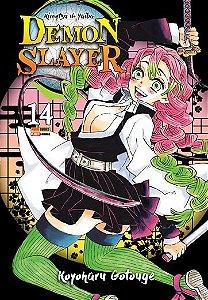 Demon Slayer: Kimetsu No Yaiba - Vol. 14
