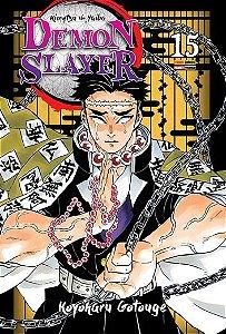 Demon Slayer: Kimetsu No Yaiba - Vol. 15