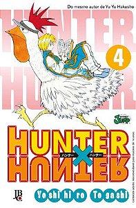 Hunter X Hunter - Vol. 04