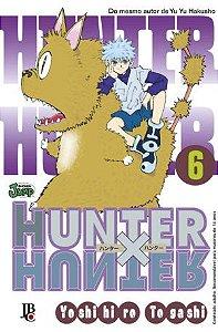 Hunter X Hunter - Vol. 06