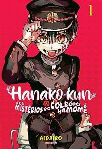 Hanako-Kun e os mistérios do colégio Kamome - Vol. 01
