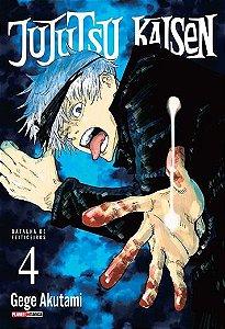 Jujutsu Kaisen - Batalha De Feiticeiros - Vol. 04