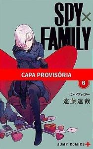 Pré-Venda | Spy X Family - Vol. 06