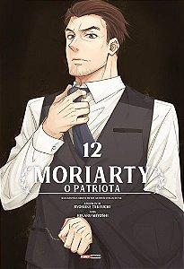Pré-Venda | Moriarty: O Patriota - Vol. 12