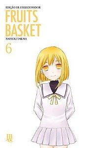 Fruits Basket Edição de Colecionador - Vol. 06