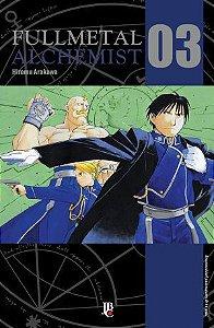 Fullmetal Alchemist - ESP Vol. 03