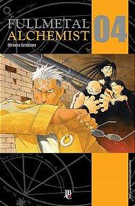 Fullmetal Alchemist - ESP Vol. 04