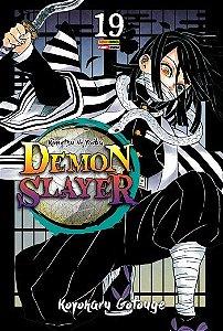 Demon Slayer - Kimetsu no Yaiba Vol. 19