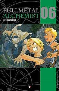 Fullmetal Alchemist - ESP Vol. 06