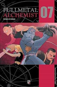 Fullmetal Alchemist - ESP Vol. 07