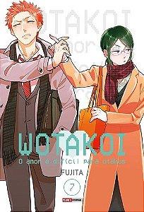 PRÉ VENDA REIMPRESSÃO - Wotakoi: O Amor é difícil para Otakus - 07