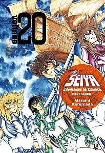 CDZ – Saint Seiya [Kanzenban] Vol. 20