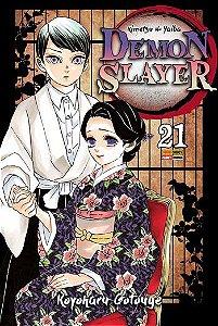 Pré-venda | Demon Slayer - Kimetsu no Yaiba Vol. 21