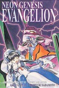 Neon Genesis Evangelion 3-In-1 Edition, vol. 1: Inclui Vols. 1, 2 e 3