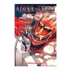 Ataque dos Titãs - Vol. 01