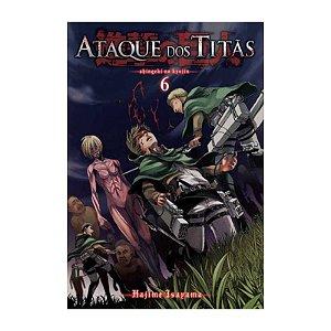 Ataque dos Titãs - Vol. 06