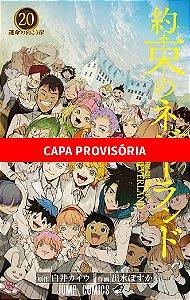 Pré-Venda | The Promised Neverland - Vol. 20