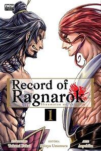 Pré-Venda | Record of Ragnarok – Vol. 01