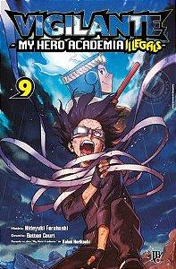 Vigilante: MHA Illegals - Vol. 09