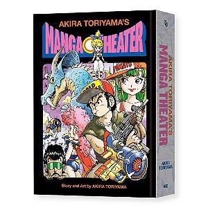 PRÉ VENDA - Akira Toriyama's Manga Theater - Capa Dura ( Lançamento em 7 de dezembro de 2021)