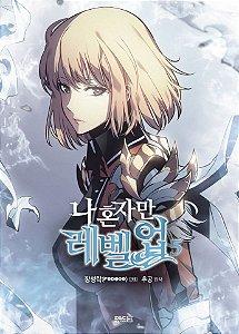 PRÉ VENDA - Edição Limitada SOLO LEVELING Vol. 05 (Exclusivo da Coreia do Sul)
