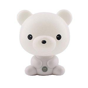 Luminária Urso Branco