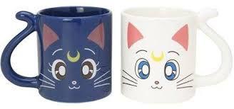 Kit Canecas Luna e Artemis
