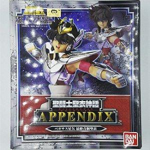 Saint Seiya Appendix Pegasus Seiya