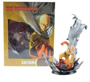 ONE PUNCH-MAN - Saitama