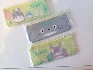 Estojo Totoro + Canetinha