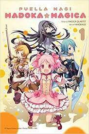 Madoka Magica - Volume 01
