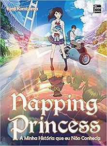 Napping Princess - A Minha História Que Eu Não Conhecia (Livro)