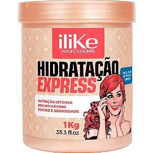 iLike Hidratação Express Máscara - 1Kg