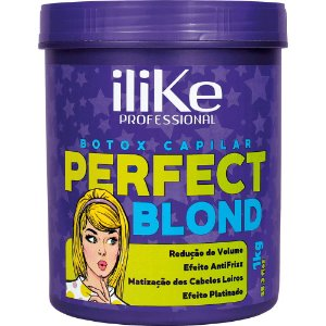 iLike Perfect Blond Btox - 1Kg