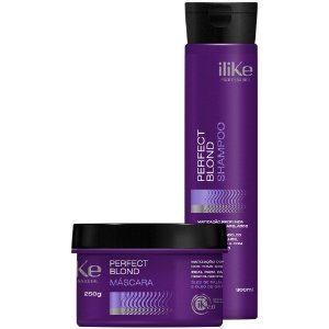 iLike Perfect Blond Kit Duo - 02 Produtos