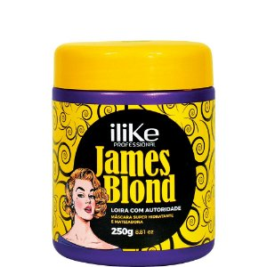 iLike James Blond Máscara - 250g