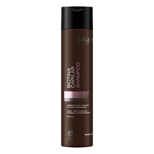 iLike Biotina Capilar Shampoo - 300ml