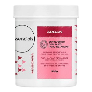 Essencials Máscara Argan - 900g