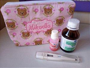 Necessaire farmacinha personalizada