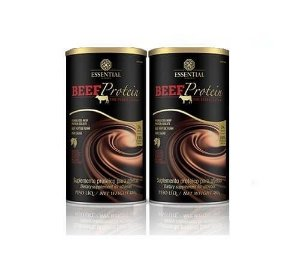 Kit Beef Protein 2 Potes 480g cada