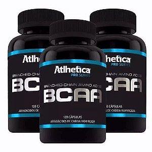 Kit 3x BCAA - Atlhetica Pro Series (360 caps)
