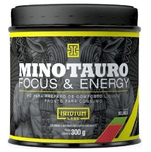 Minotauro Pré-treino Iridium Labs 300g