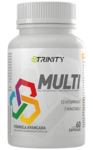 MULTI - Multivitamínico 60 cápsulas