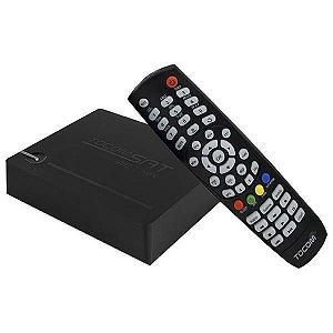 RECEPTOR Tocomsat iNET 4K - Wi Fi / Bluetooth / IPTV